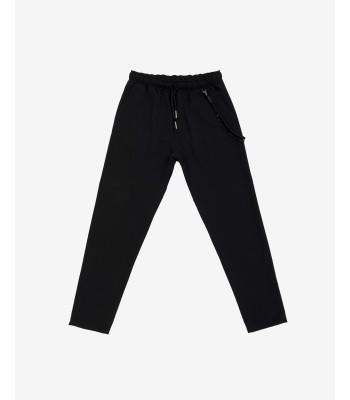 Pantalone morbido da uomo con coulisse