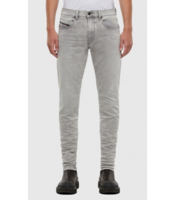 jeans grigio  slim fit